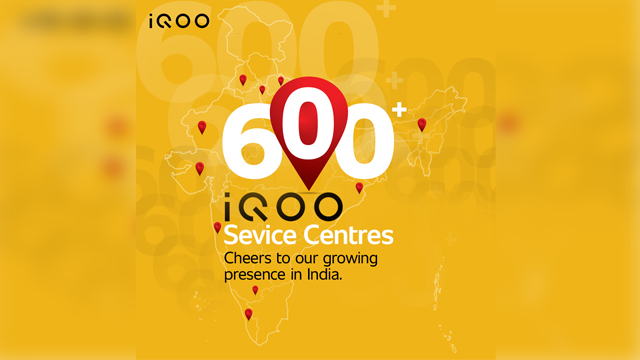 iQOO Adds 600+ Service-Centres