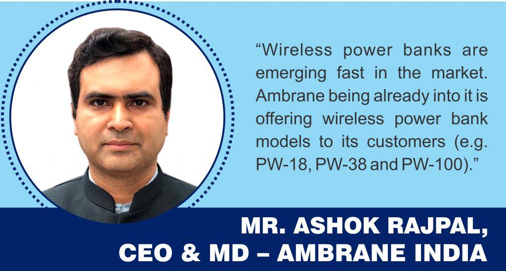 Ashok Rajpal (Ambrane)