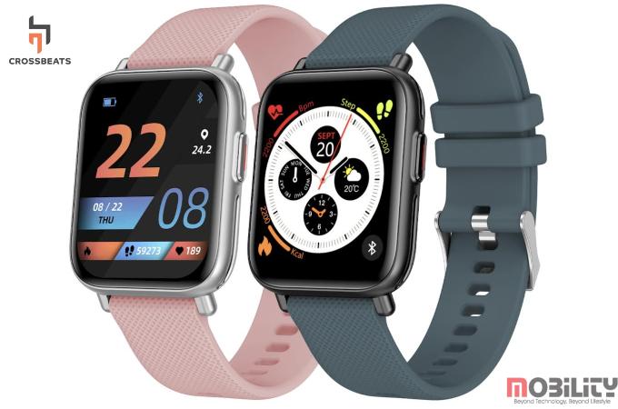 Crossbeats Ignite Pro Series Smartwatches