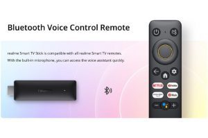 realme Smart 4K Google TV Stick