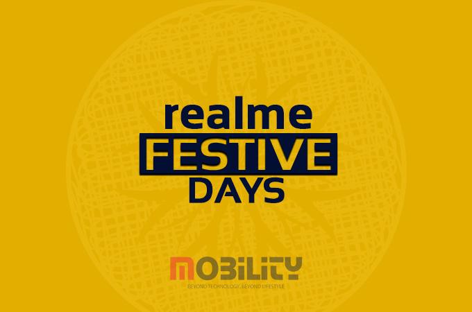 realme festival day sales